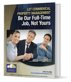 BookCover_Let Commercial Property Management Be Our Full-Time Job Not Yours