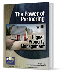 BookCover_The Power of Partnering With Hignell Property Management
